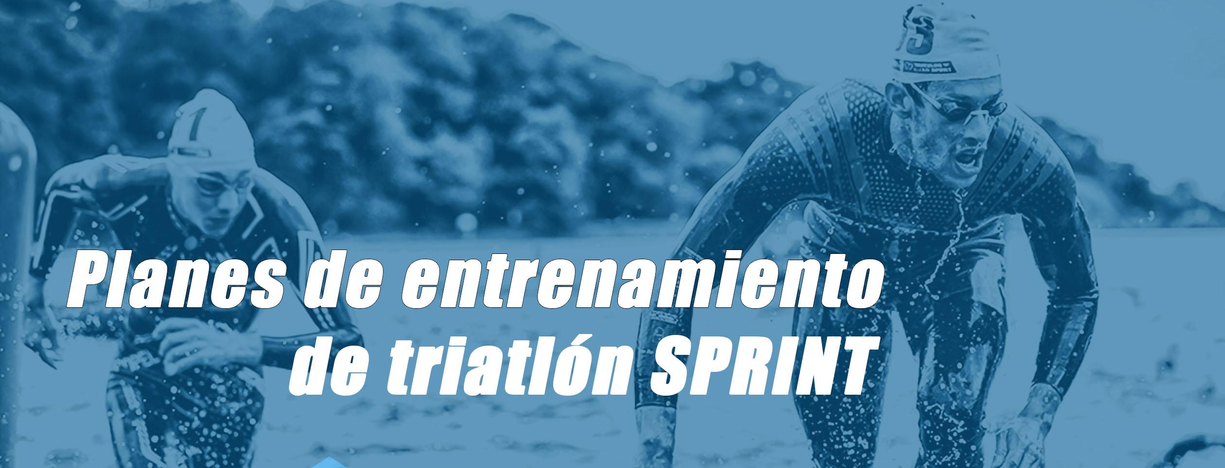Planes De Entrenamiento Para Triatlón Sprint | Todos Los Niveles